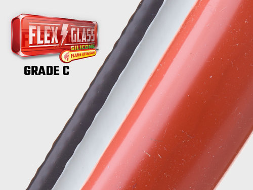 Electrical Fiberglass - FR Silicone - C